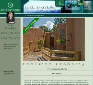 Realtor web pages