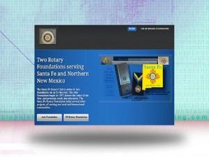 Rotary Website Design